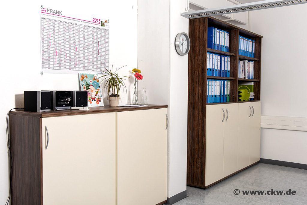 Raumwelten - CKW - Lebensraum Büro