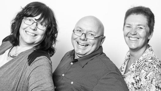 Das Team der BMS EDV-Systeme GmbH: Christa Brandl, Franz Mühlfeldner und Michaela Winkler gehören seit 01. September 2020 zur ckw Computer & Büro GmbH.